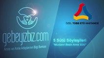 Mucizevi Besin Anne Sütü - Gebeyizbiz.com - TOBB ETÜ Hastanesi