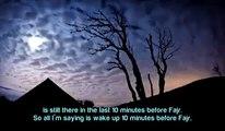 10 Minutes Before Fajr - Amazing Reminder... - Spreading Islam Academy-