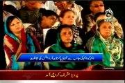 AAJ TV: Sawal Hei Pakistan Ka MQM k Lapata Karkun ( Missing persons of MQM)