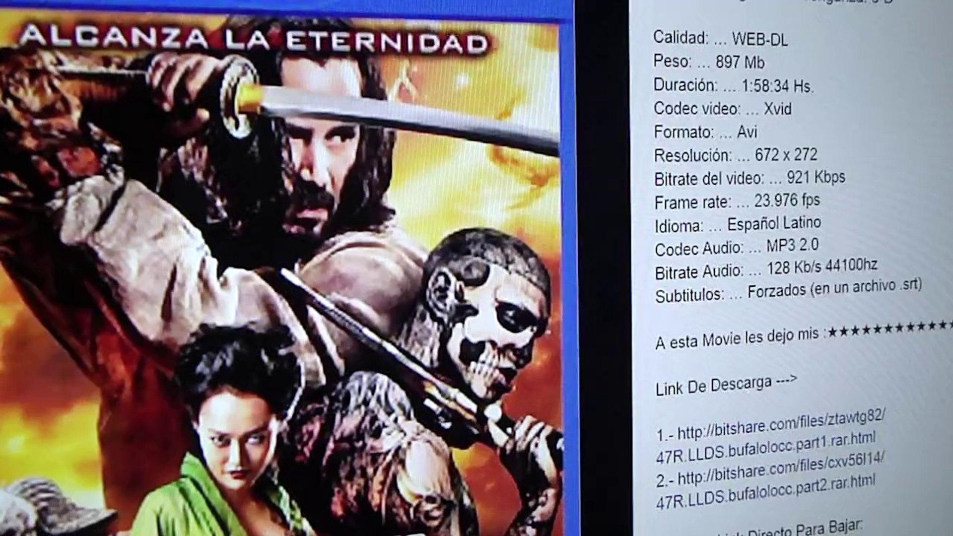47 RONIN: LA LEYENDA DEL SAMURÁI / 47 Ronin - [2013] [Audio Latino] [BRrip] [2 Link] [BITSHARE] [BIL