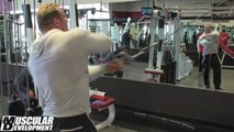 DENNIS WOLF - SHOULDERS 5 DAYS OUT - 2014 ARNOLD CLASSIC - YouTube