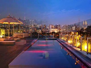 Top 10 Rooftop Swimming Pools in the World