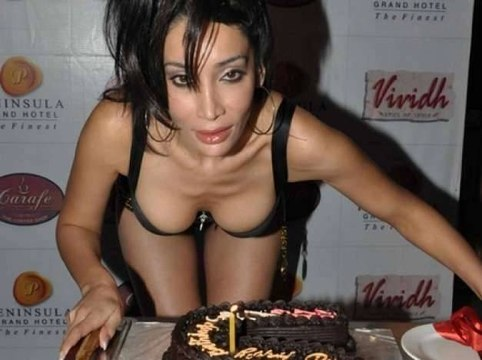Hot Sseexxyy Bbiigg Bboobbss Girl Sofia Hayat birthday celebration in Bbiikkiinnii & bbrraa