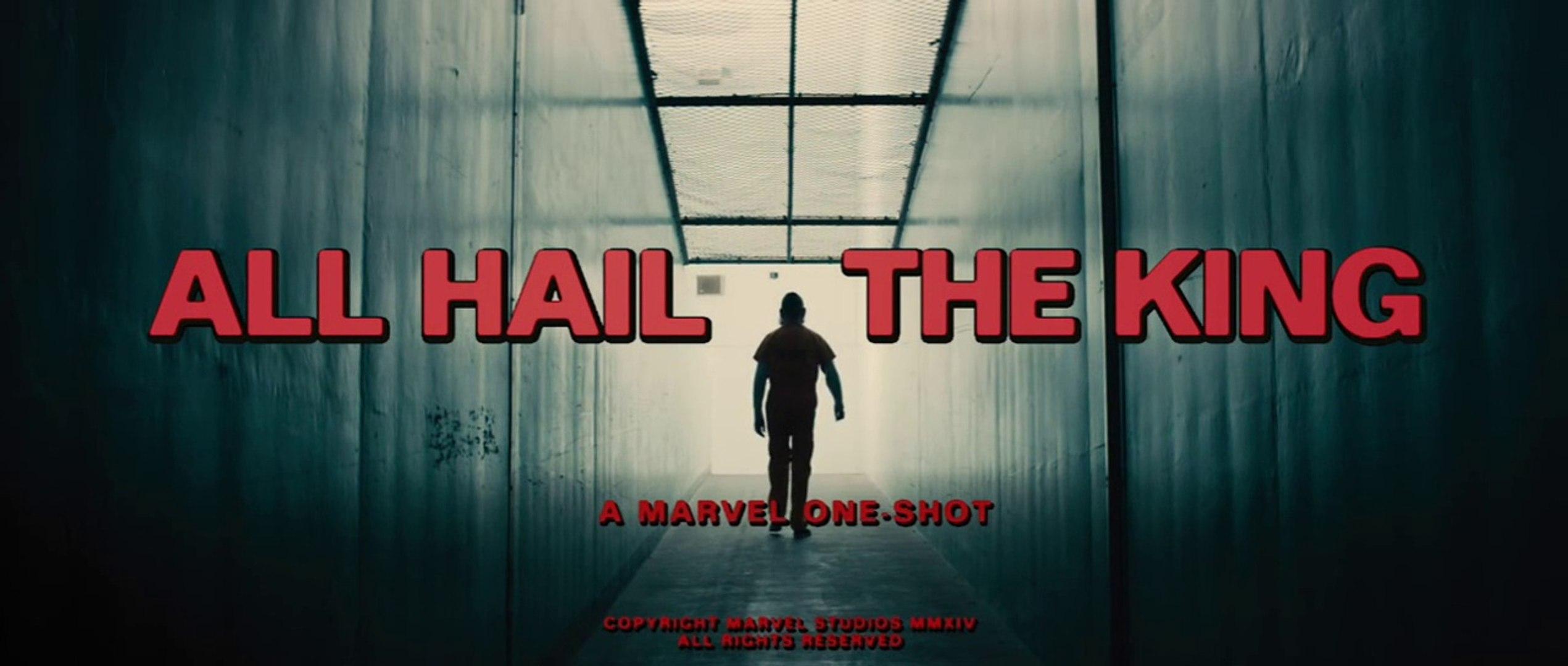 5 2014 Marvel One Shot All Hail The King Subtítulos Español Vídeo Dailymotion