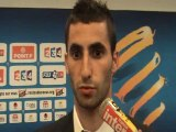 PlanetePSG.com : Maxime Gonalons revient en zone mixte sur la défaite de Lyon en finale de la Coupe de la Ligue contre le PSG (1-2)