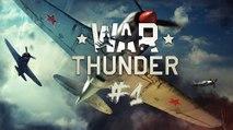 War Thunder : un jeu d'avion arcade/simulation gratuit !
