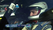 Circuit of Ireland Rally 2014 - Junior championship, end of the rally