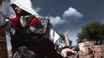 Assassin's Creed Brotherhood - The Da Vinci Disappearance DLC SP Trailer