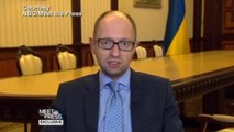 Ukraine PM fears new Soviet Union