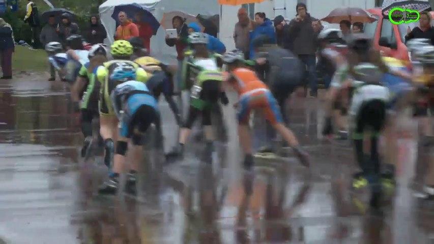 3 Pistes 2014 - Finale 3000m - Benjamines - Valence d'Agen