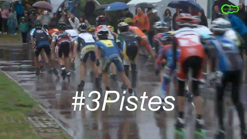 3 Pistes 2014 - Finale 3000m - Benjamins - Valence d'Agen