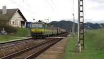 Lokomotiva 131 077-0/131 078-8 a 131 019-2/131 020-0 - Lučivná, 16.4.2014 HD