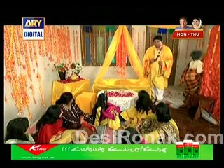 Quddusi Sahab Ki Bewah - Episode 146 - April 20, 2014 - Part 2