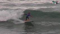 Biarritz: Les Benjamins de la Biarritz Maider Arosteguy 2014 - Euskadi Surf TV