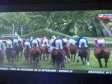 Prix du Président de la République à Auteuil le 20 Avril 2014: 4700 mètres