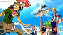 One Piee OST~15  One Piece - Opening 07 - Jungle P [German