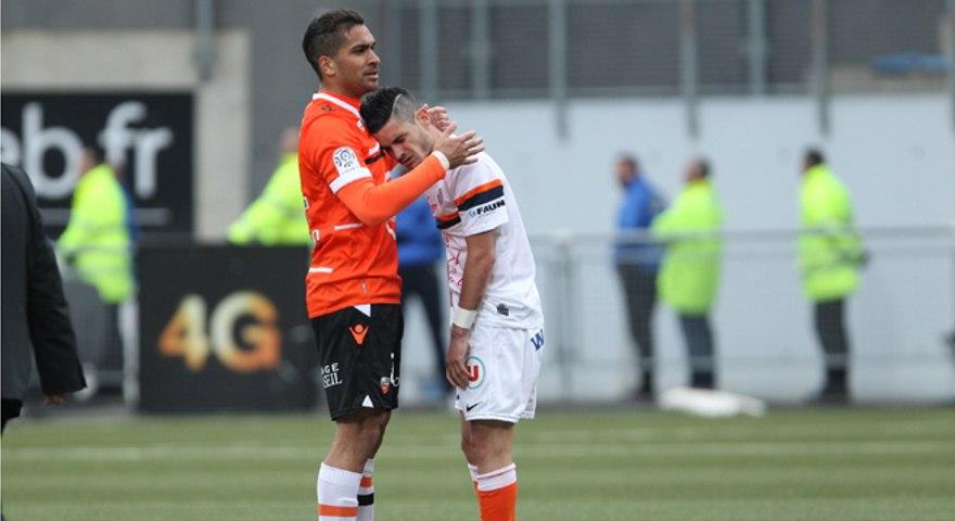 Résumé FC Lorient 4-4 MHSC (34e journée)