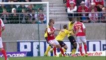Stade de Reims - FC Sochaux-Montbéliard (0-1) - 20/04/14 - (SdR-FCSM) -Résumé