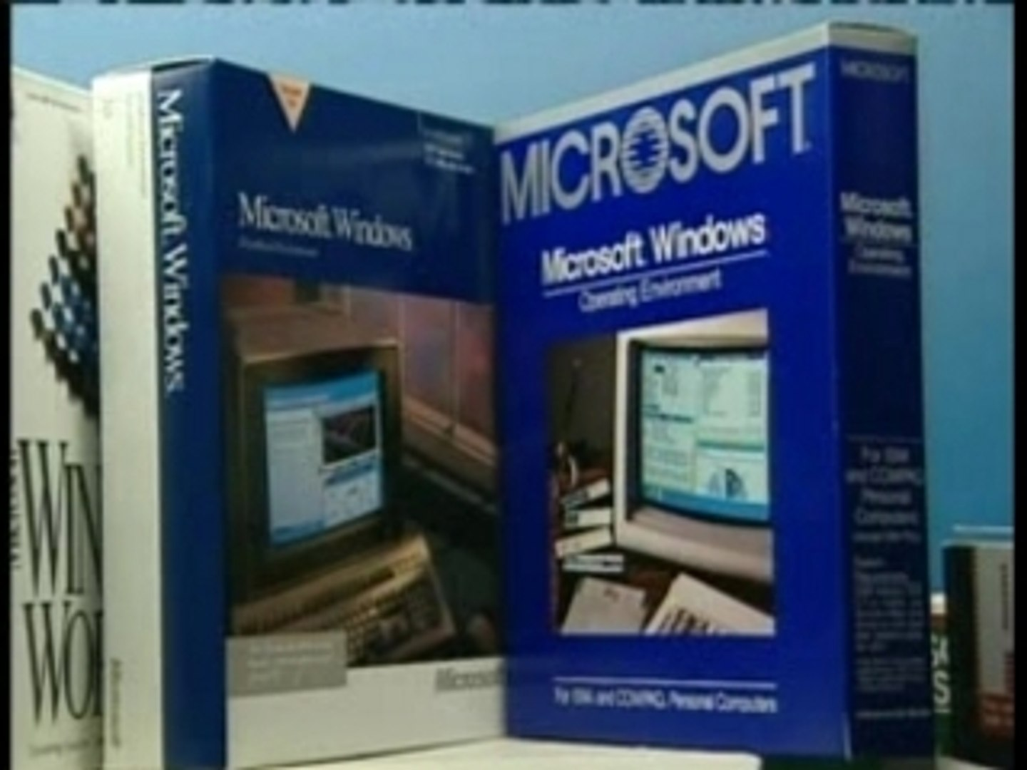 Old Microsoft products