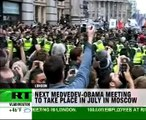Obama & Medvedev find middle ground in London