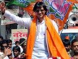 Vivek Oberoi Campaigns For BJP and Narendra Modi