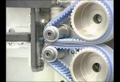 Komax Kappa 310 Kabelabisoliermaschine Wire stripping machine from Unitek Elektrik on Vimeo