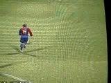 Image de 'Frappe de Messi trés puissante'