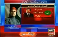 Syed Zaid Hamid Blasted Hamid Mir & Geo Group