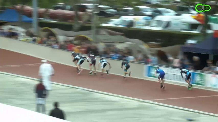 3 Pistes 2014 - Gujan Finale 1000m - Junior A Garçons -