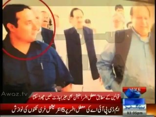 MD PIA granted 5 USA tickets for free to a suspended officer having links with PML-N