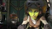 Star Wars Rebels WonderCon 2014 Exclusive Clip