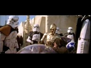 Star Wars Déconne n°1 - Le contrôle de police