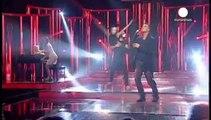 Eurovision 2014 : le candidat de la Hongrie chante la maltraitance infantile