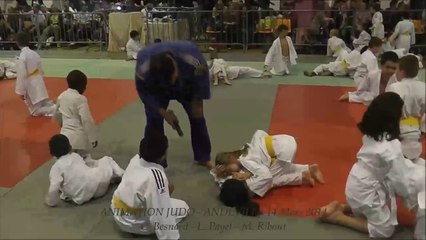 Soirée des Champions (Payet-Ribout-Besnard) - Judo Club Andeville - 14 mars 2014