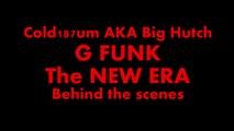 """Big Shot Music Presents Big Hutch aka Cold 187um Live @ """"G-Funk: the New Era"""", Bedrock Studios, Echo Park, CA, 04-18-2014"""