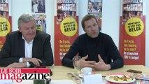 Débat Paul Magnette - Jean-Claude Marcourt au Soir Magazine