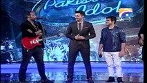 Pakistan Idol 2013-14 - Episode 39 - 07 Gala Round Top 3 (Moh Shoaib - 2nd Round)