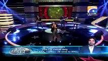Pakistan Idol 2013-14 - Episode 39 - 08 Gala Round Top 3 (Zamaad Baig - 2nd Round)