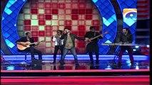 Pakistan Idol 2013-14 - Episode 39 - 09 Gala Round Top 3 (Syed Ali Asad Zaidi - 2nd Round)