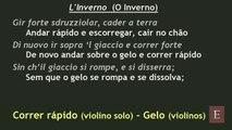 Vivaldi: O Inverno (Análise de As Quatro Estações)
