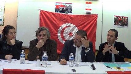 CCMA - Partie 3/5 de la conférence sur la nouvelle Constitution tunisienne du 15/03/2014 (intervention de l'universitaire Houssem Khelifi)