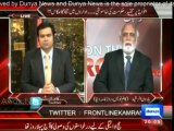 GEO News Anchor Kamran Khan refused to be part of recent GEO campaign against ISI :- Haroon Rasheed