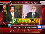 GEO News Anchor Kamran Khan refused to be part of recent GEO campaign against ISI, Claim Haroon Rasheed