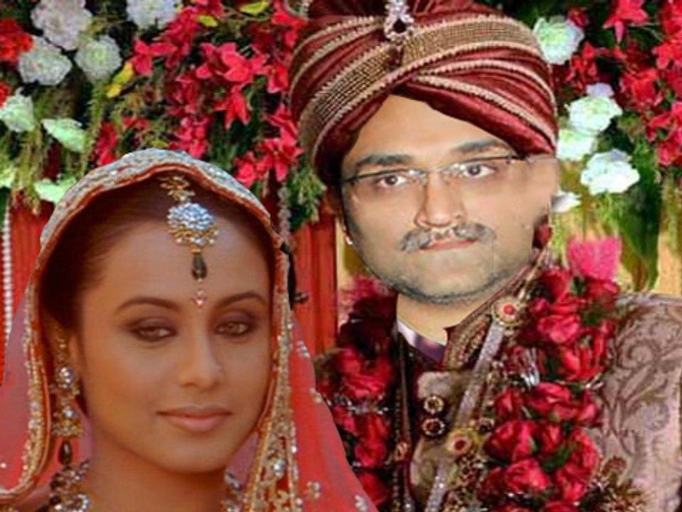 Aditya Chopra And Rani Mukherjee Get Married In Italy - video Dailymotion
