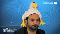 """A Zapper (ou pas) : pour Pâques, Cyril Hanouna lance """"Touche pas à ma poule !"""""""