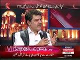Mubashir Lucman making fun of Dr.Amir Liaquat Hussain & also announces to file Treason case against JANG & GEO Group