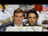 College drug bust: Philly police bust former Haverford students Neil Scott and Timothy Brooks