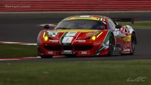 FIA WEC - Disappointing start for Ferrari at Silverstone - MotorSport