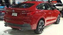 BMW X4 at the New York International Auto Show 2014