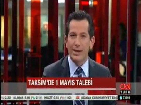 Bülent Arınç Açıklama Yaptı; Taksim'de 1 Mayıs Kutlaması Yaptırılmayacak